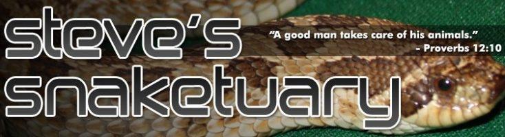 Snaketuary Banner