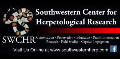Southwest Center for Herp Research logo